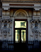 The Windows and Caryatids