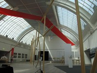 Exhibition «Museum» Art Guild design. Moscow House Artists, Kuznetsk bridge